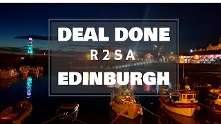 Deal Done with Jozef Toth - 1 bed R2SA - Edinburgh City Centre