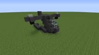 AV Yapmak İçin Nasıl Minecraft: 14 Saldırı MODEL #6