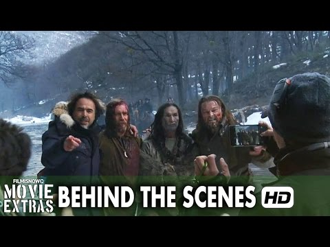 The Revenant (2016) A World Unseen - Behind the Scenes Documentary - Part 1/2