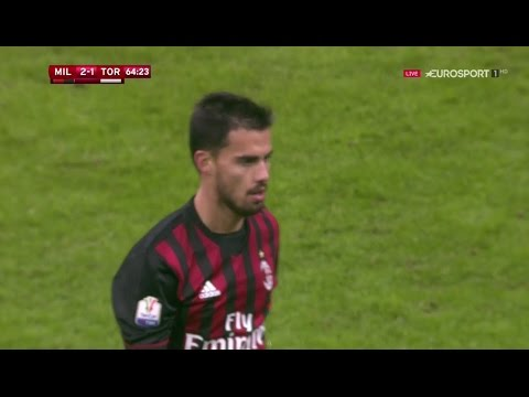 Suso vs Torino (Home) | Coppa Italia | HD 60 fps | 16-17 | 12.01.2017
