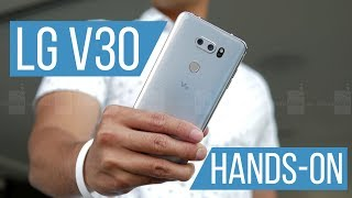 LG V30 hands-on: The best video-centric phone gets better