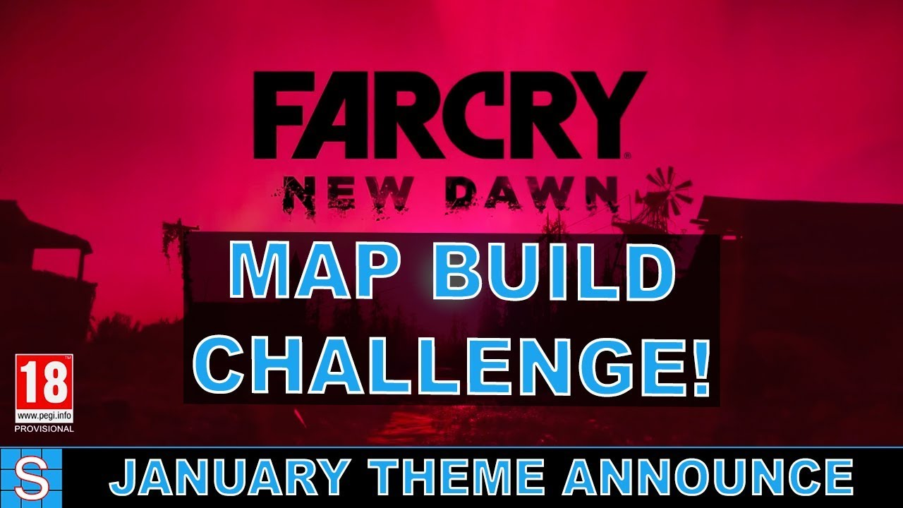 New Dawn Hype Far Cry Map Editor Challenge January Theme