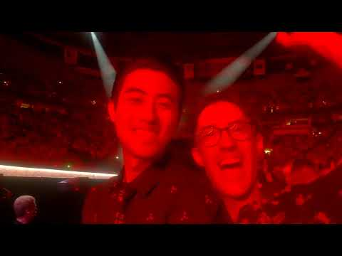 Sam Smith Portland Oregon Moda Center Rose Quarter Thrill of It All Tour