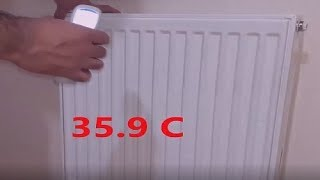 Exact Solution For Non Heating Engineered Heating System