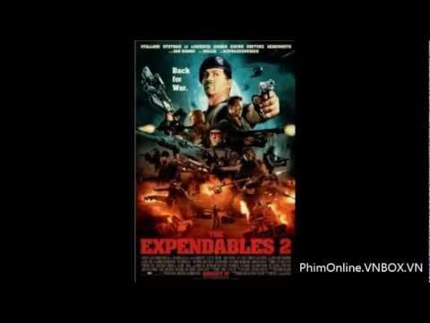 [HD][việt sub]Phim The Expendables 2 - Biệt Đội Đánh Thuê 2