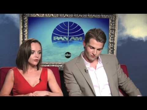 Pan Am  Christina Ricci & Mike Vogel