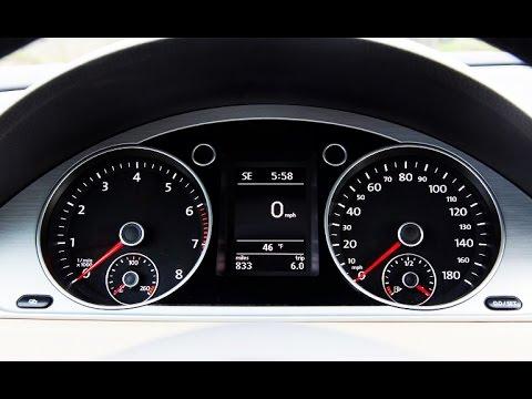 VW Passat B7 / CC - RESET Service Now - Easy & Fast