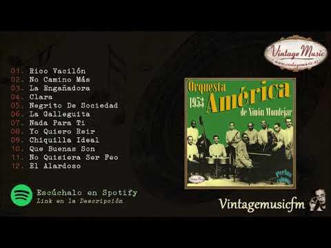 Orquesta América. Ninon Mondejar, Colección Perlas Cubanas #103 (Full Album/Album Completo)