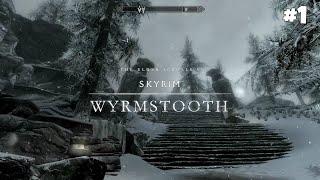 The Elder Scrolls V: Skyrim Wyrmstooth - Прохождение: Змеиный Зуб. Начало #1