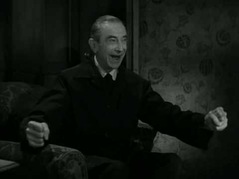 Bela Lugosi - I have no home monolog