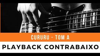 Playback para Contrabaixo   Cururu - Tom: A  95 bpm
