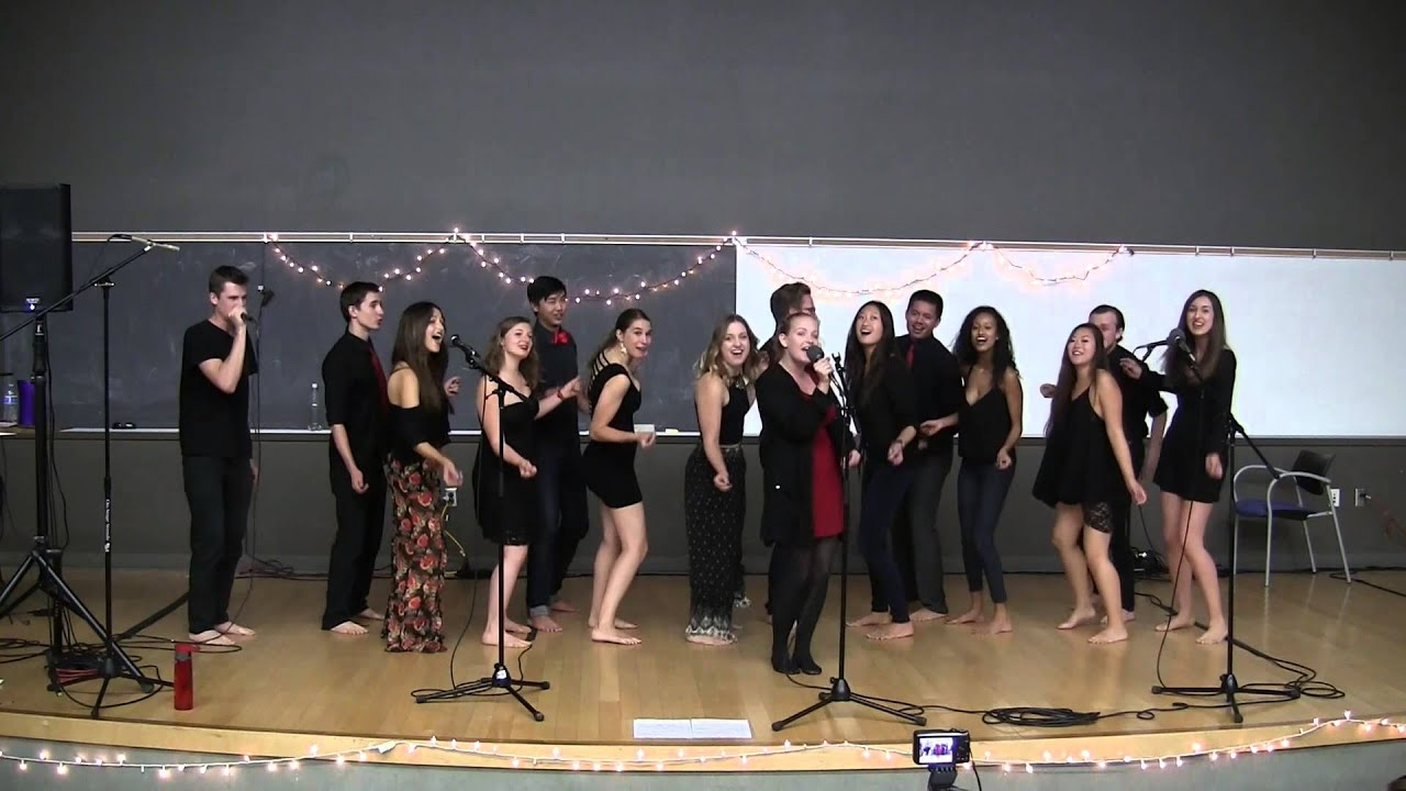 UCSB Amplified: Naked Voices Too Close - YouTube