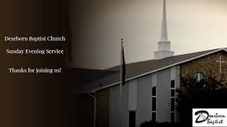 11/1 AM - Dearborn Baptist Church Live Stream