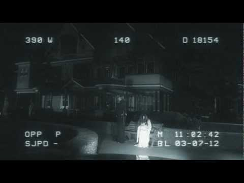 Police Footage of Crazy Woman at Winchester Mystery House