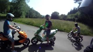 Kleine Rollertour Sommer 2012  //GoPro HD