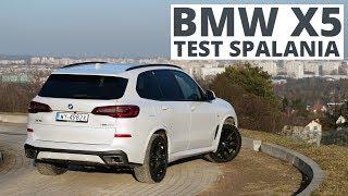 BMW X5 30d 3.0 Diesel 265 KM (AT) - pomiar zużycia paliwa