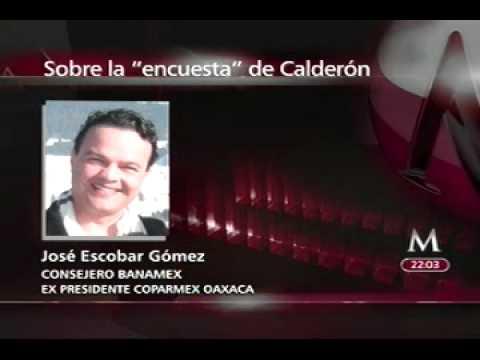 ¿Cómo reaccionaron presidenciables y partidos a presentación de encuesta de Felipe Calderón?