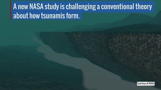 Tsunami Study Challenges Long-held Formation Theory
