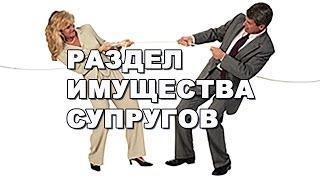 Раздел общего совместного имущества супругов(, 2014-06-29T11:13:12.000Z)