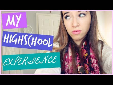 My High School Experience: The Truth