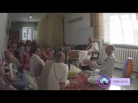 Шримад Бхагаватам 1.8.44 - Прабхавишну прабху