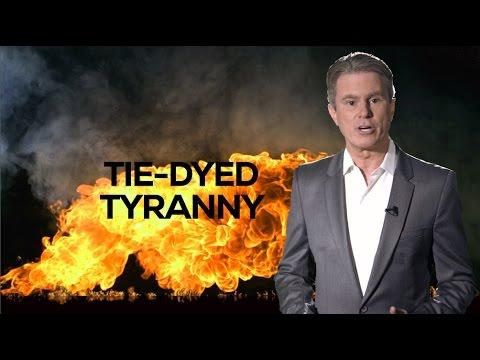 TIE-DYED TYRANNY