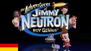 The Adventures Of Jimmy Neutron: Boy Genius - Intro (Deutsch/German)