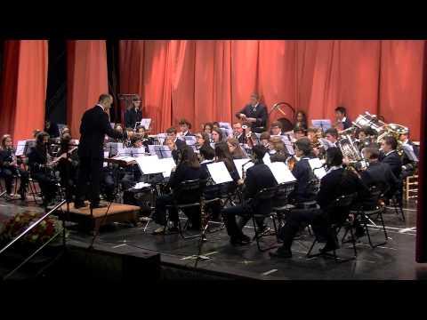 Concierto Santa Cecilia Banda Juvenil'14 Antarctica   Carl Wittrock