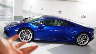 Mein Lamborghini Huracan