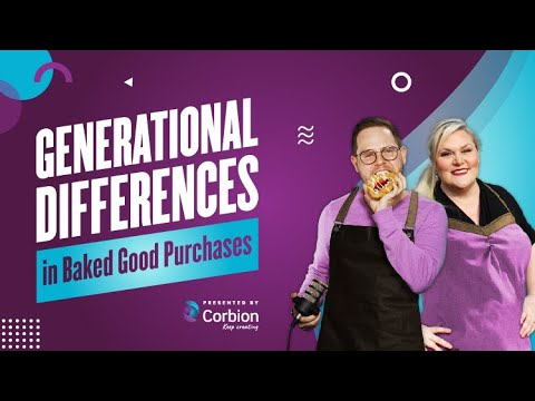 EP 8: Generational Differences in Baked Goods Purchased, A Fresh Perspective Food News Podcast