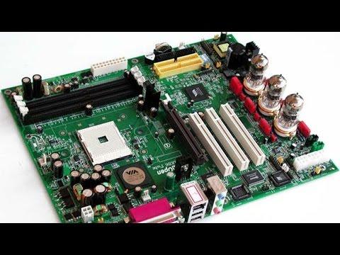 Curso Eletrônica Aplicada à Informática - Identificando Defeitos em Placas