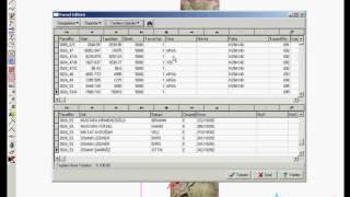 Netcad Netkamu - 14 Grafik Ekrandaki Bilgilerin Parsel Bilgileri Dosyasına Yazdı