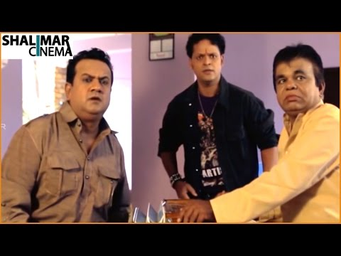 Gullu Dada 4 Hyderabadi Movie Comedy Scenes Back to Back    Part 02    Aziz Naser, Sajid Khan