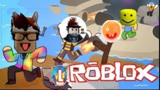 ¡Jugando a Epicminigames y alcanzando el nivel 16! Roblox Epicminigames.