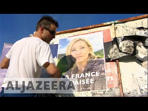 French elections : Presidential candidate Marine Le Pen expands her campaign