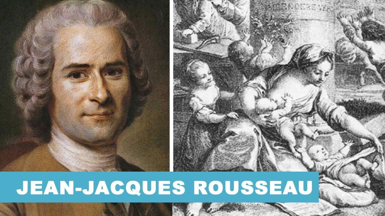 Jean-Jacques Rousseau: il grande pedagogo che abbandonò tutti i suoi 5 figli alla Carità pubblica