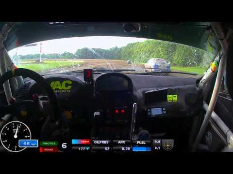 BRAKIM Racing at Rolling Wheels Raceway American Rally-Cross July 2015
