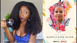 "Netflix's ""Nappilly Ever After"" Movie Review 