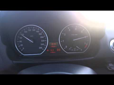 BMW 125i chipped 0-130