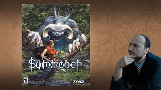 "Gaming History: Summoner ""A wonderful world that hasn't aged well"""