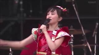 ももいろクローバーZ 百田夏菜子の神煽り 擬人化したミニーちゃん!?と...