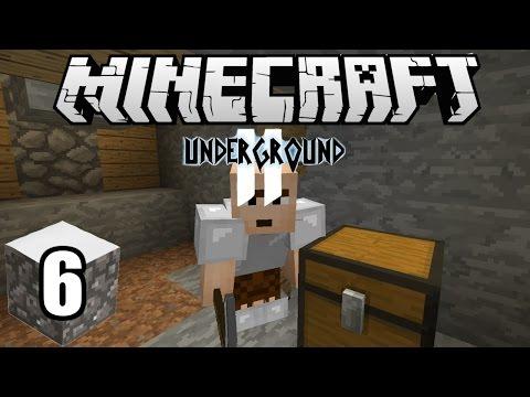 Minecraft Indonesia - Underground 2 : Menjelajah Mineshaft! (6)