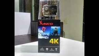 UNBOXING SUNCO S061|ACTION CAMERA|