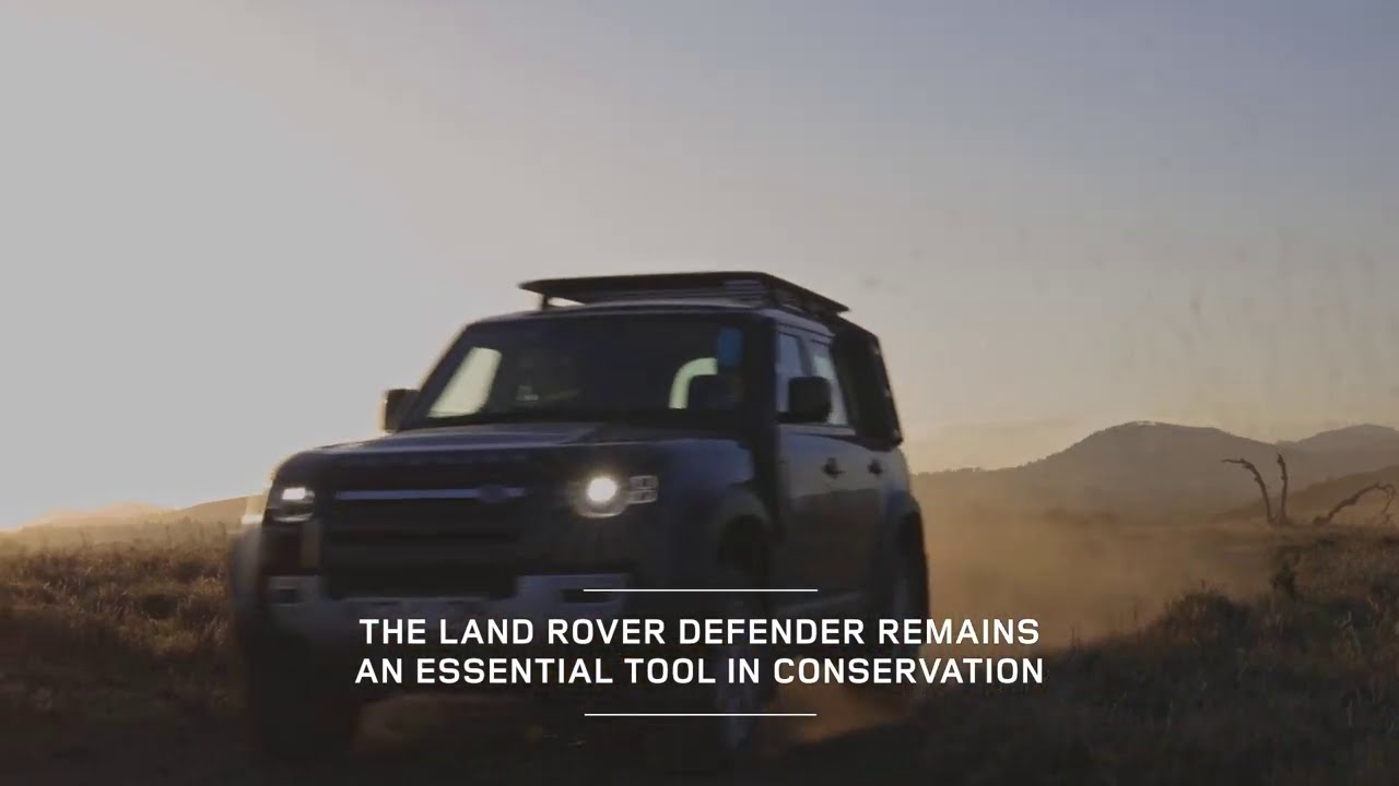 Land Rover and Tusk - a driving force in conservation
