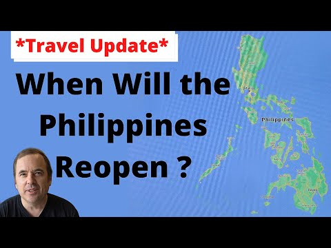 When Will the Philippines Reopen for Tourists Post COVID 19