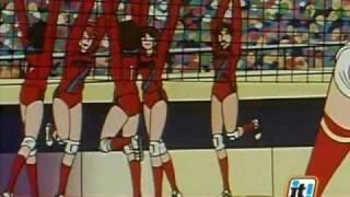 Mila e Shiro,due cuori nella pallavolo - Episodio n.33(2/2)