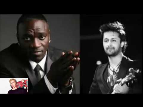 Atif Aslam And Akon New Song 2016 Hey Mama Full English