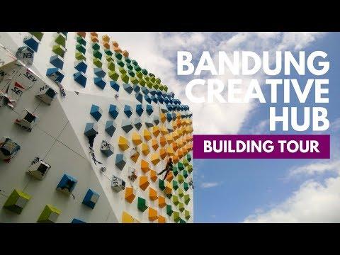 BANDUNG CREATIVE HUB 🇮🇩 Building Tour