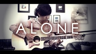 Video Alan Walker - Alone - REMIX Fingerstyle Guitar Cover by Harry Cho download MP3, 3GP, MP4, WEBM, AVI, FLV Juli 2018