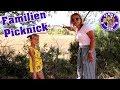 GROßES FAMILIEN PICKNICK , SPAß und HAMAM Bad - VLOG | Family Fun